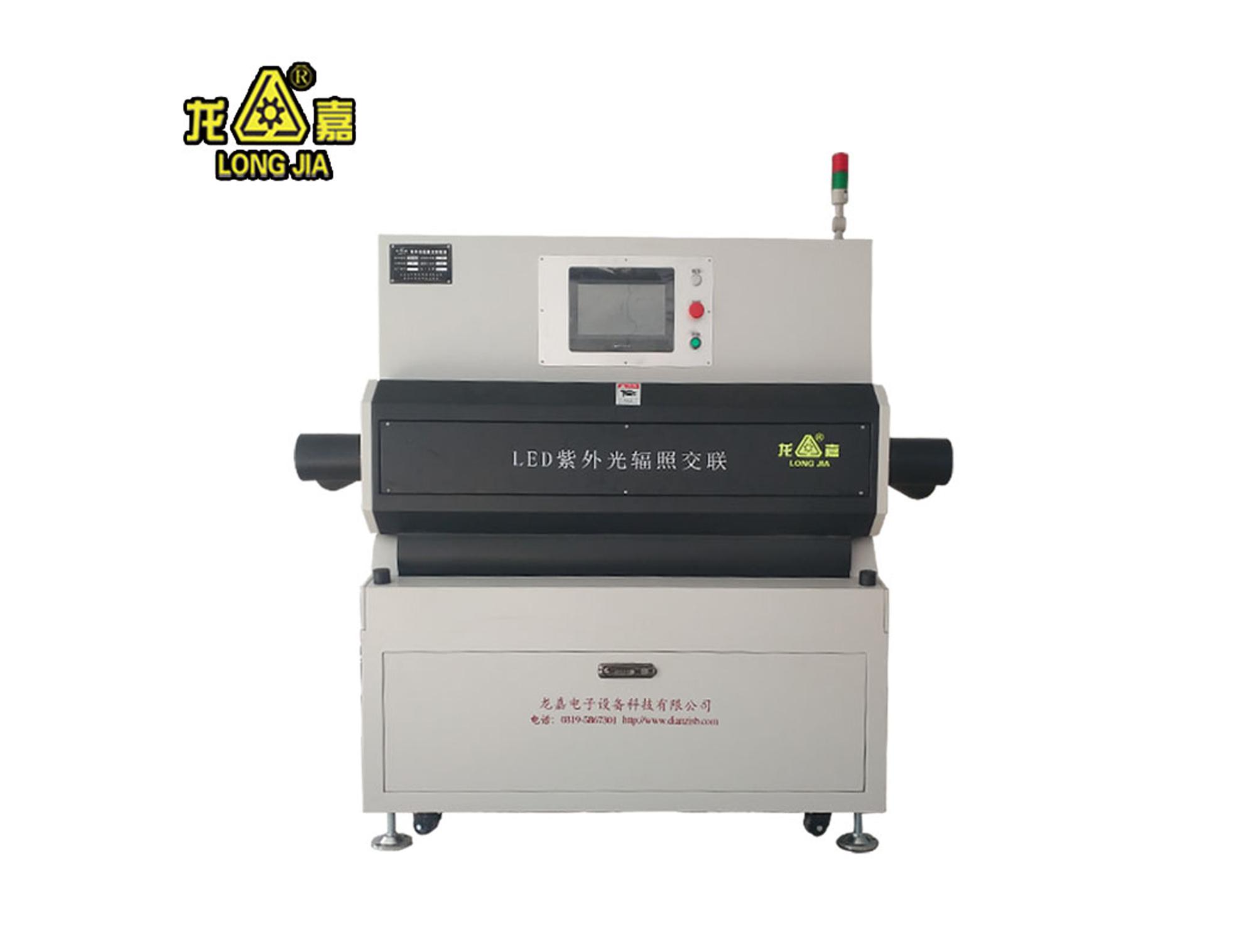 LED-WDZ type UV-light irradiation cross-linked cable equipment
