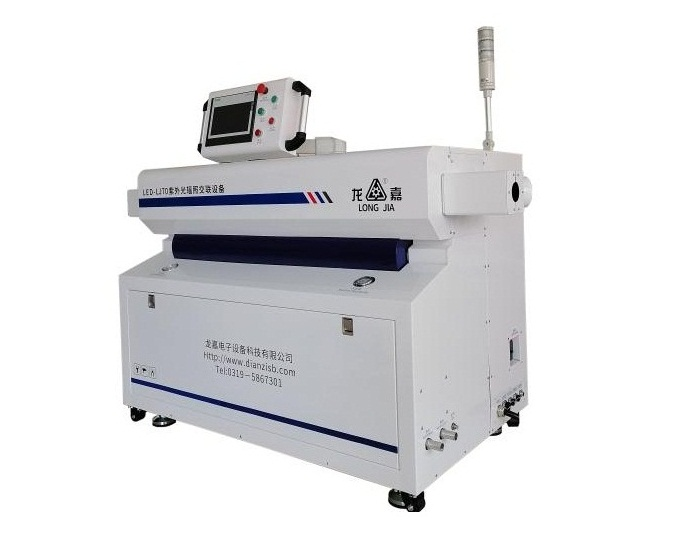LED-LJ70 type UV-light irradiation cross-linked cable equipment